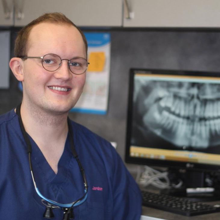 Dr Jordan Bain